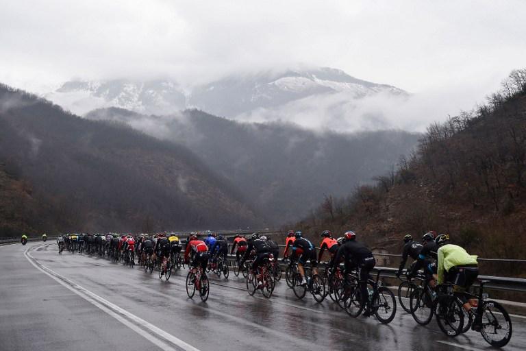 50. edycja Tirreno-Adriático 2015, etap 6, z Rieti do Porto Sant'Elpidio (210Km), 16 marca on 2015, okolice Porto Sant'Elpidio we Włoszech. Fot. Tim de Waele / DPPI