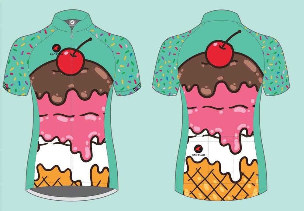 Rys. 13 - Ice Cream Cone Jersey Pactimo