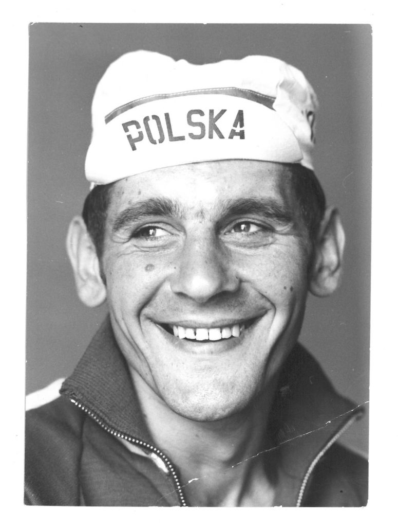 Ryszard Szurkowski, fot. Marian Gadzalski