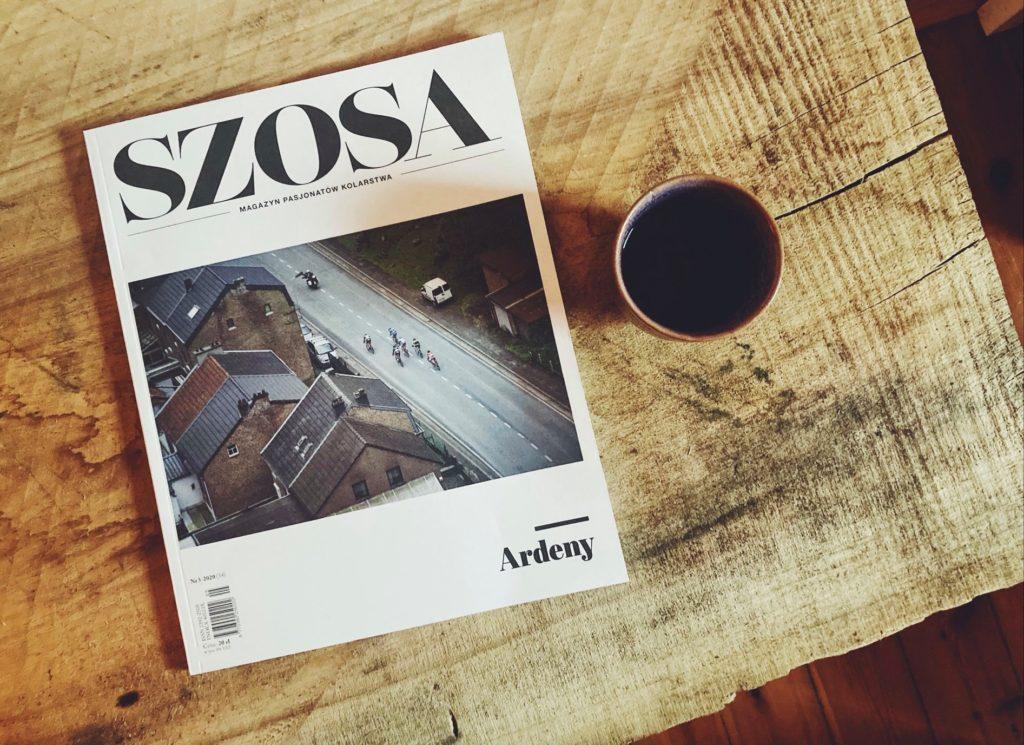 Prenumerata magazynu SZOSA